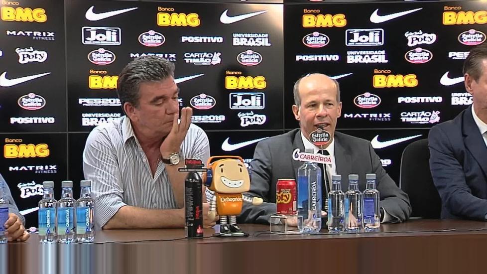 Ata do BMG detalha patrocínio de R$ 12 milhões ao Corinthians