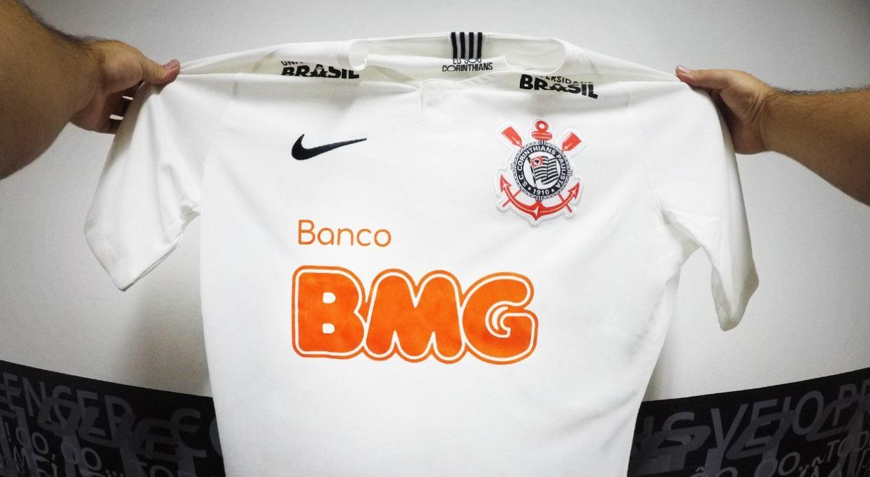 BMG fecha com Corinthians e provoca Crefisa