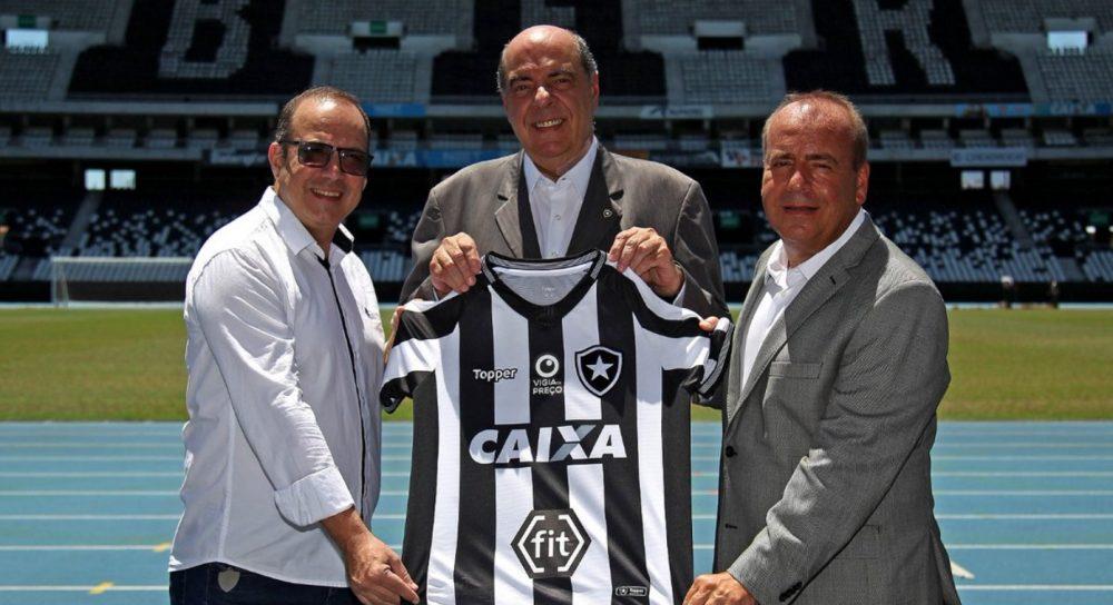 Distribuidora de combustíveis é a nova patrocinadora do Botafogo