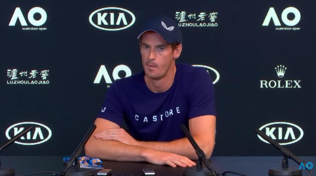 Em acordo pontual, Castore desfruta de ampla exposição em anúncio de Andy Murray