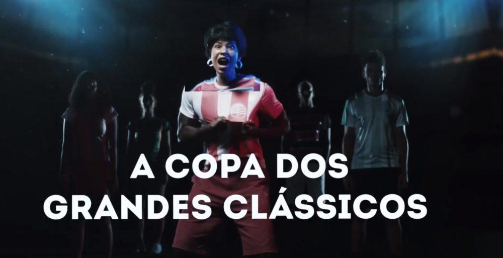 SBT ativa início da Copa do Nordeste com vídeo sobre rivalidade