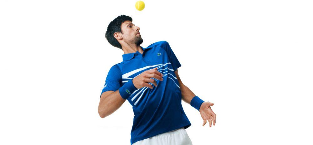 Patrocinadores aproveitam Australian Open e ativam Novak Djokovic