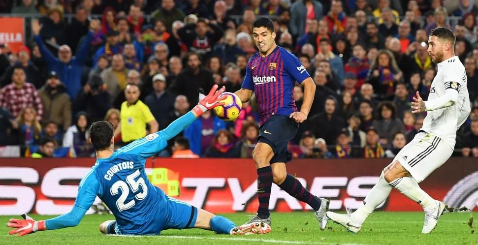 Barcelona e Real Madrid ficam com 40% das receitas televisivas da La Liga