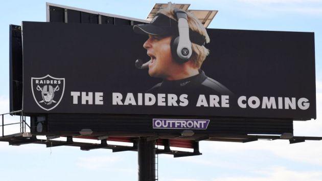 """""""Sem-teto"""", Oakland Raiders estuda mandar partidas em Londres"""