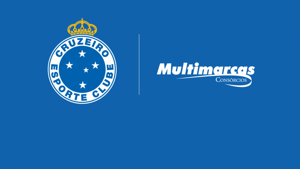 Cruzeiro oficializa patrocínio para as costas da camisa
