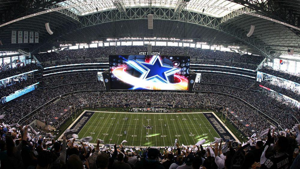Dominante na Tv, NFL registra queda na média de público nos estádios