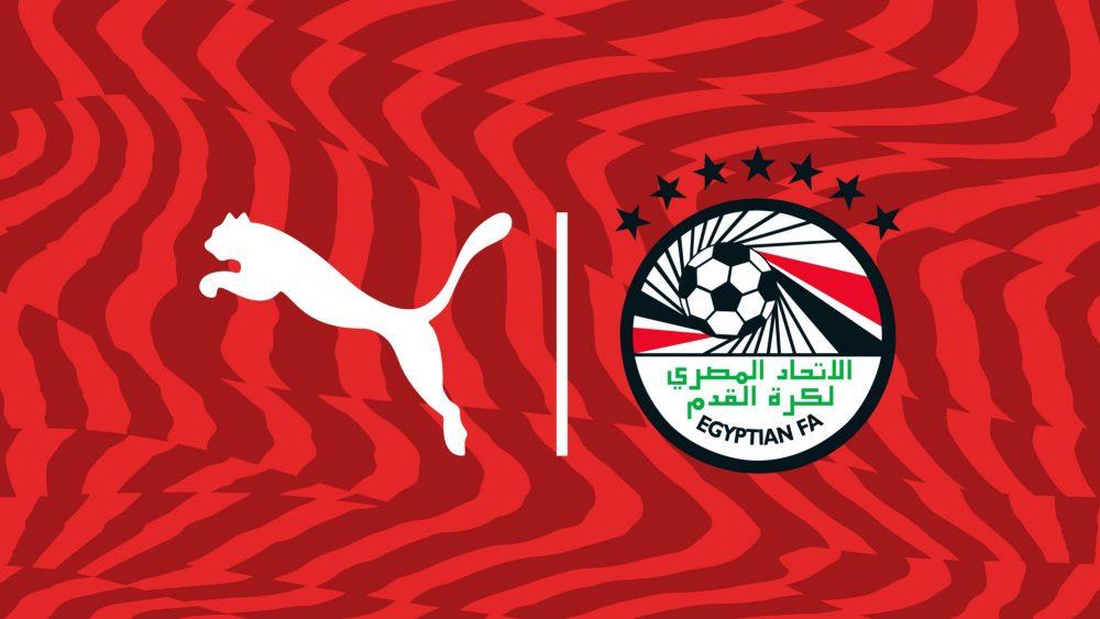 PUMA assume lugar da Adidas na Seleção do Egito