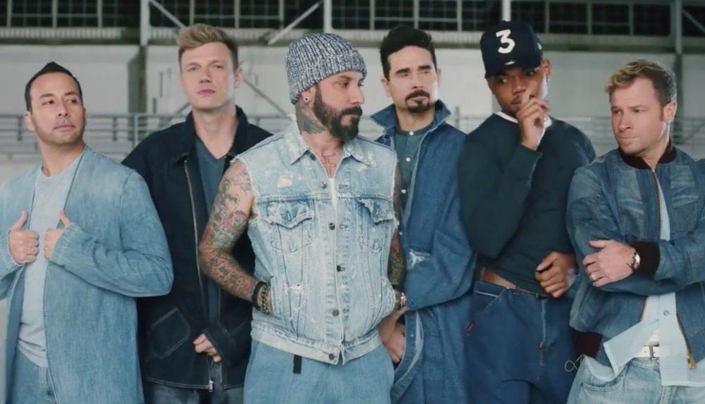 Doritos unirá Backstreet Boys e Chance the Rapper no intervalo do Super Bowl