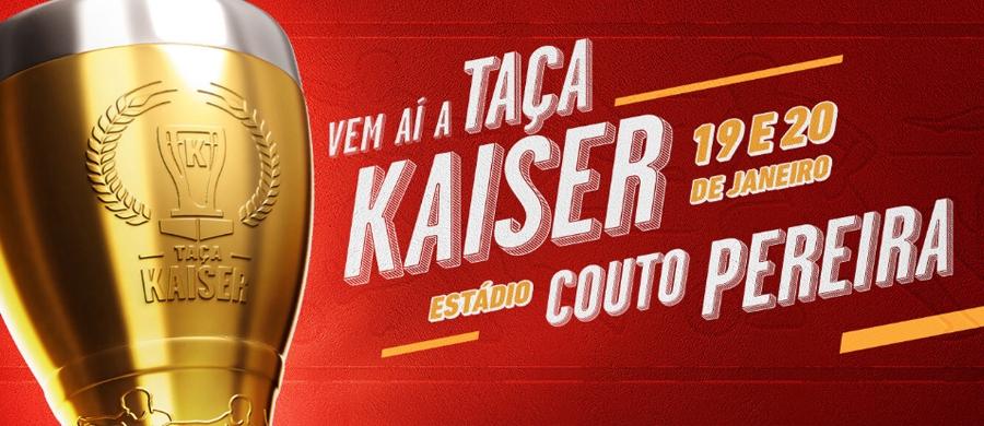 Com torneio no Couto Pereira, Kaiser utiliza futebol de várzea para reforçar conceito