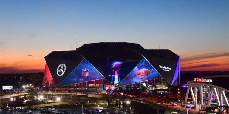 Com liberação em diversos estados, apostas batem recorde no Super Bowl LIII
