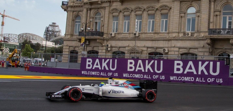F1 renova acordo e seguirá com GP do Azerbaijão até 2023