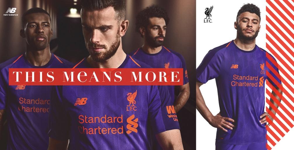 Liverpool negocia para ter o maior patrocínio de material esportivo