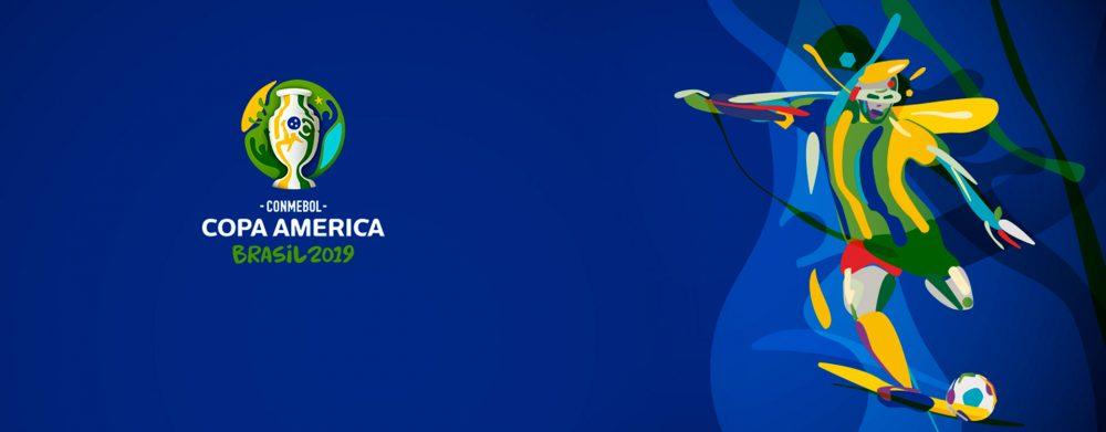 MasterCard é a nova patrocinadora da Copa América 2019 e Libertadores