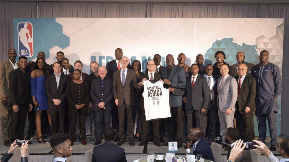 Com Barack Obama, NBA realizará a Liga de Basquete Africana