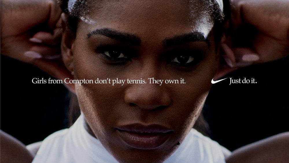 Nike reforça foco nas mulheres e lança campanha de empoderamento