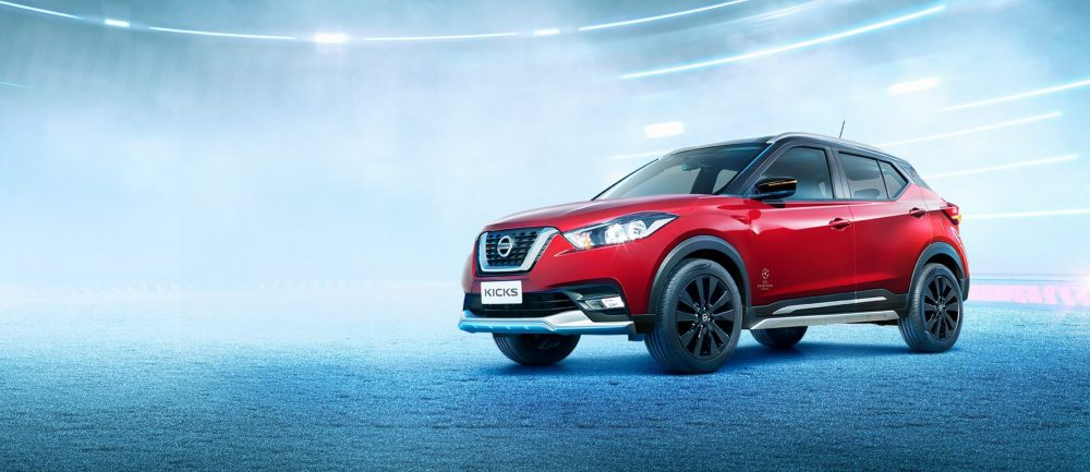 Nissan produzirá versão Champions League no Brasil