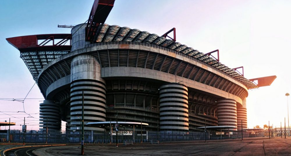 AC Milan e a Inter de Milão unem forças por novo estádio