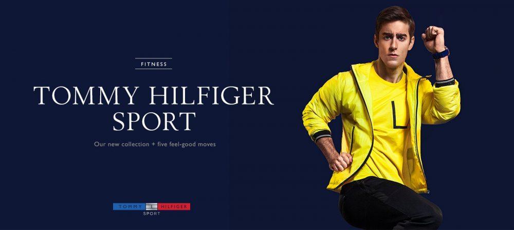 Tommy Hilfiger expande atuação e lança linha de moda esportiva