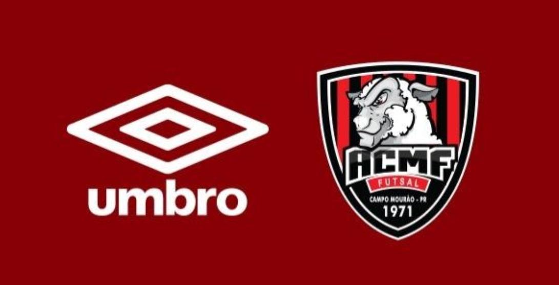 Umbro acerta com Campo Mourão e terá naming rights da equipe