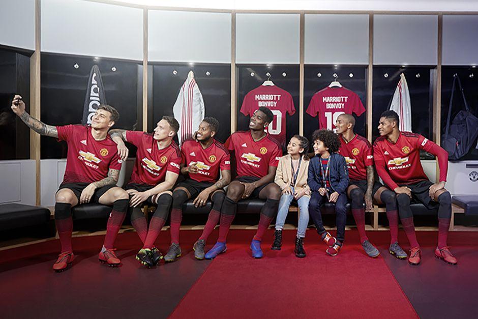Manchester United anuncia acordo global com a Marriott
