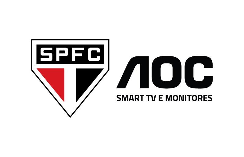 AOC é a nova patrocinadora do São Paulo