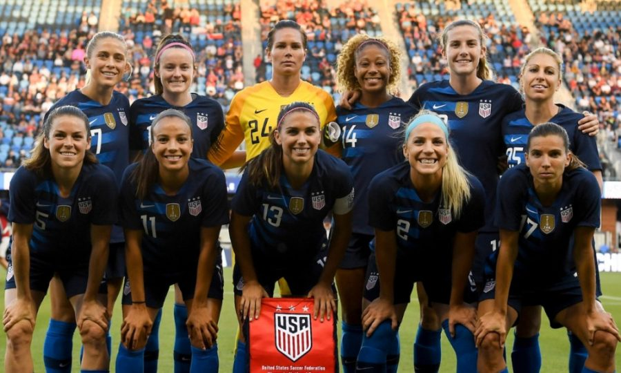 Seleção feminina processa Federação Americana por discriminação de gênero