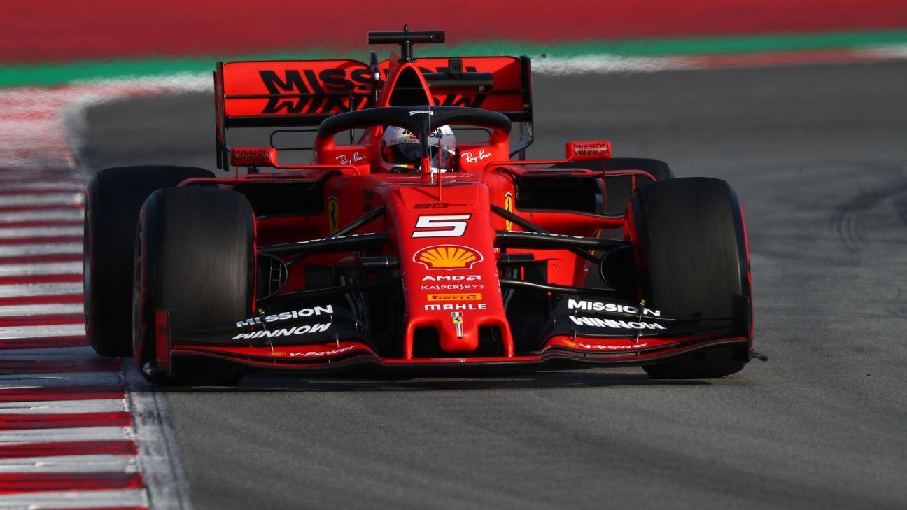 Austrália exige, e Ferrari e McLaren retiram empresas de tabaco dos carros