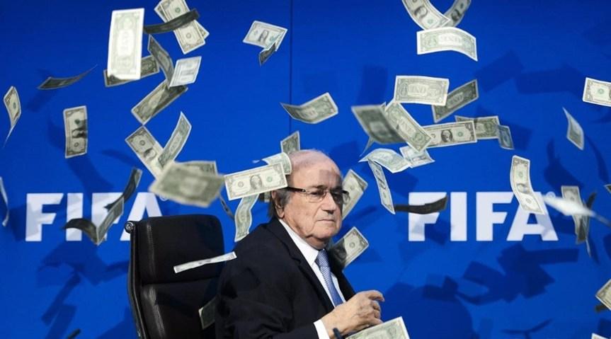 """Escândalo do """"Fifa Gate"""" virará série original no Amazon Prime Video"""