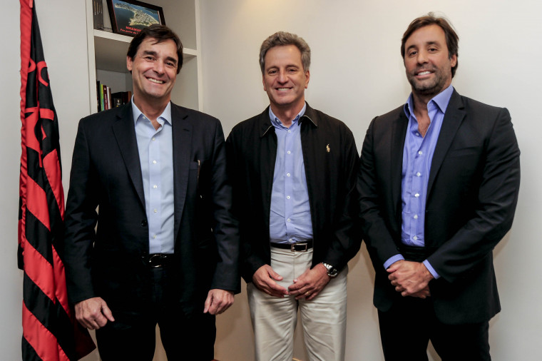 Flamengo oficializa chegada de novo patrocinador master