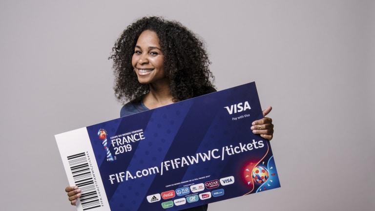 Em um dia, Copa do Mundo feminina vende 590 mil ingressos