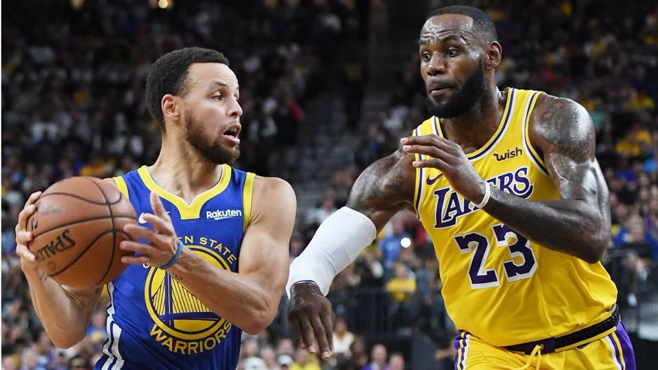 Tênis de LeBron e Stephen Curry lideram a lista dos mais caros da NBA