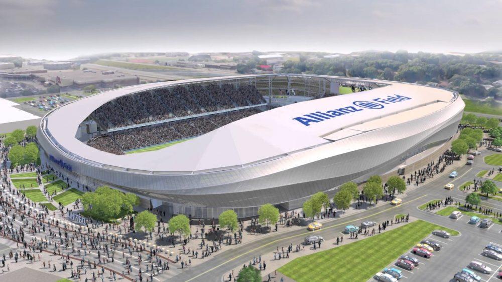 PepsiCo fecha com Minnesota United e terá exclusividade no estádio