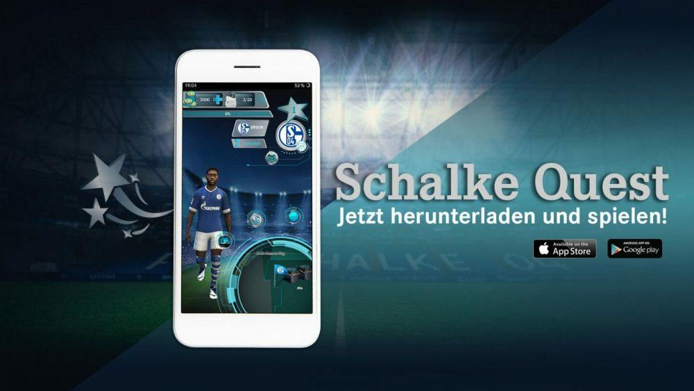 Schalke 04 lança aplicativo de realidade aumentada