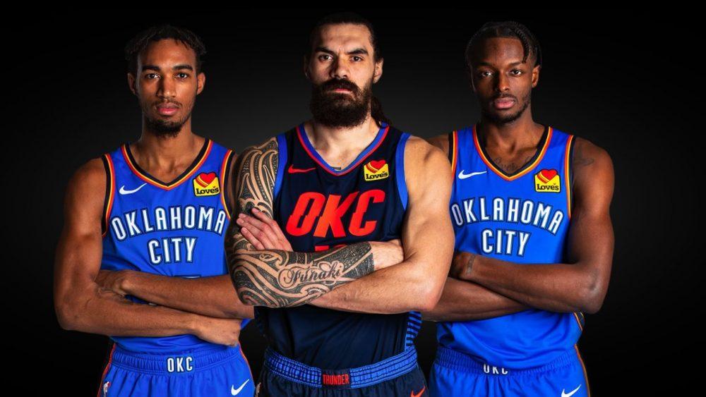 Oklahoma City Thunder é a última franquia da NBA a fechar patrocínio