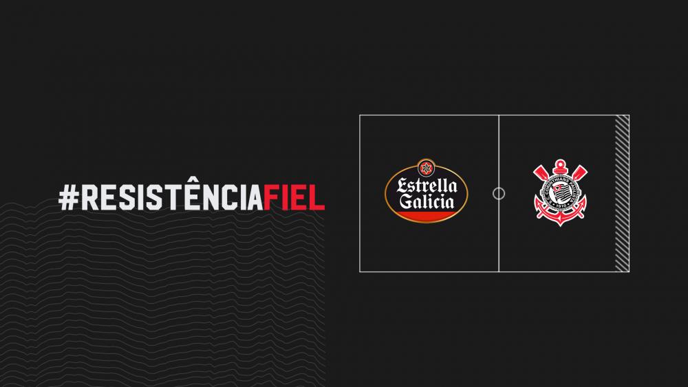 Estrella Galicia quer corinthianos de pé durante a decisão do Paulistão