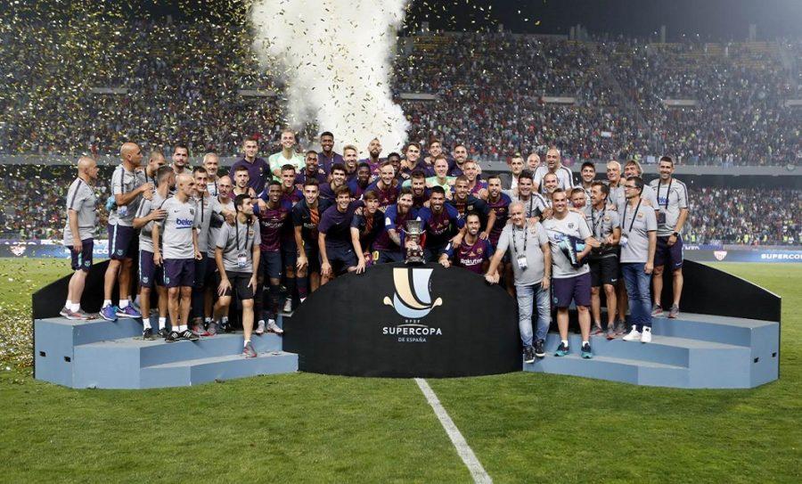 Após sucesso no Marrocos, Supercopa da Espanha pode ir para Arábia Saudita