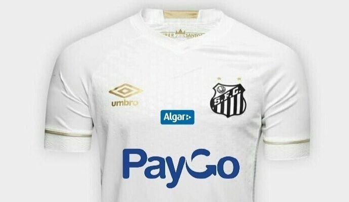 Santos FC terá patrocínio pontual para clássico contra o Corinthians