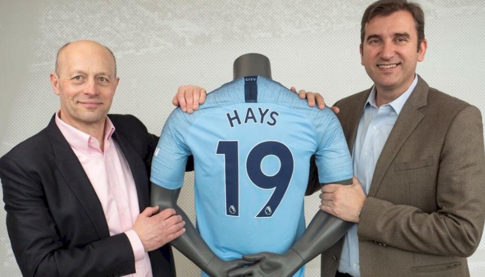 Manchester City amplia acordo com empresa de recursos humanos