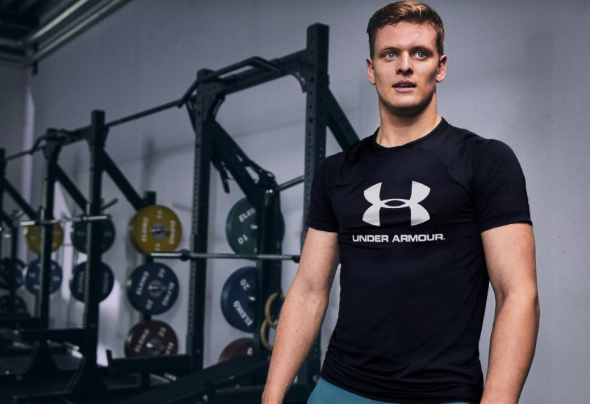 Under Armour fecha com Mick Schumacher e mira futuro no automobilismo