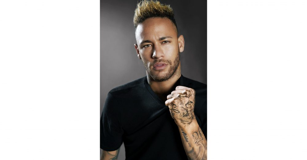 Neymar é novo embaixador global da Diesel Fragrances
