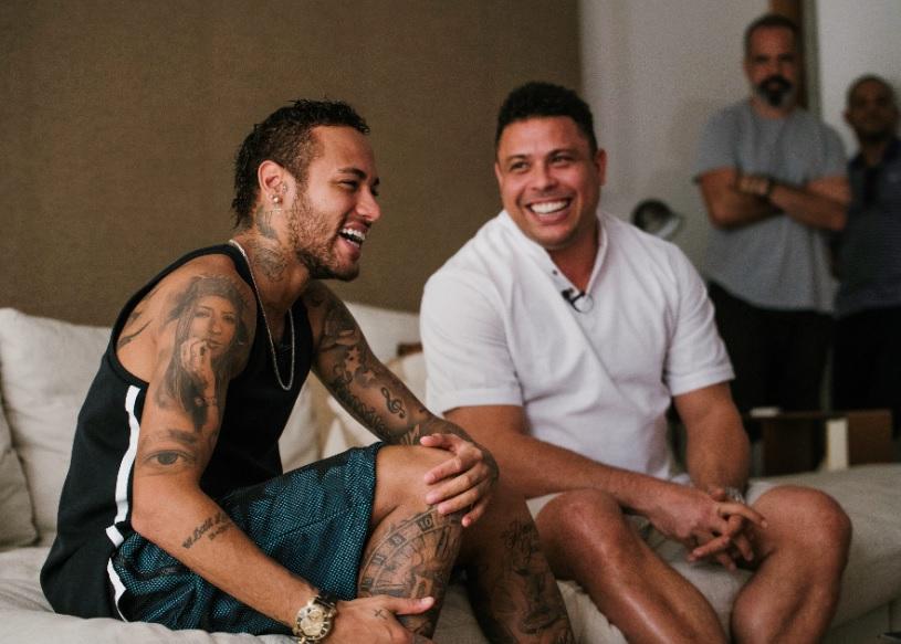 Otro lança série com Neymar e Ronaldo para crescer no Brasil