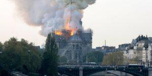 Futebol francês garante mobilização em prol da reconstrução de Notre-Dame