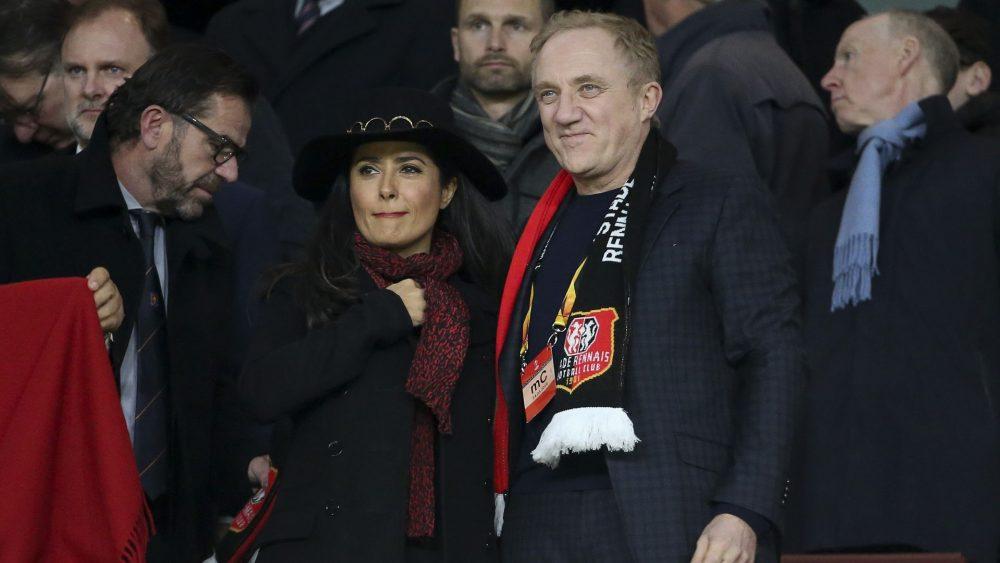 Após Liga Francesa e PSG, proprietário do Rennes promete doação para Notre-Dame