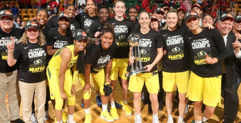 WNBA anuncia acordo histórico e terá AT&T em todas as camisas