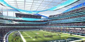 Novo estádio de Rams e Chargers acerta naming rights