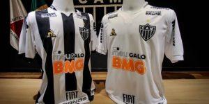 Com Le Coq Sportif, Atlético-MG vende quatro vezes mais que antigas coleções