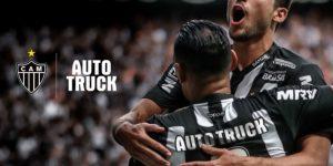 Auto Truck renova com Atlético-MG e migra para as costas da camisa