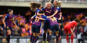 Parceria com Nike pode brecar presença do Barcelona em liga feminina dos EUA