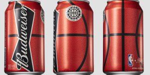 Budweiser e Nescau ativam início das finais da NBA no Brasil