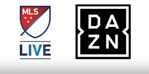 DAZN transmitirá MLS para o Brasil e outros cinco mercados globais